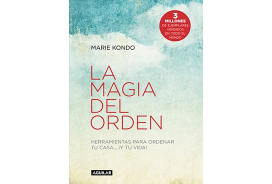 La magia del orden marie kondo sinopsis y precio fnac for Libros de marie kondo