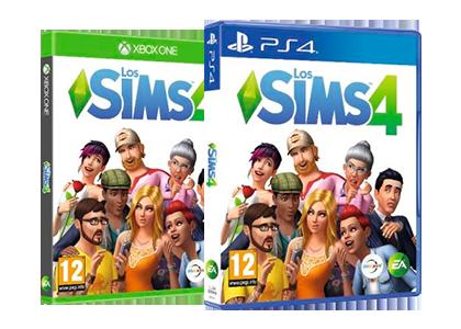 Los Sims 4 para consola