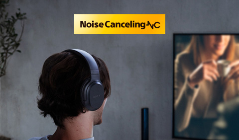 Auriculares Noise Cancelling Sony