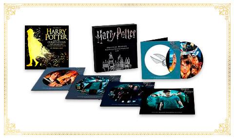 Bandas Sonoras Harry Potter