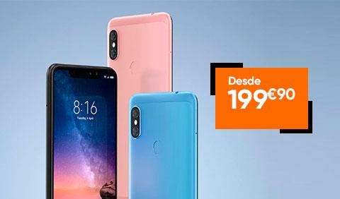Xiaomi Espana Smartphones Patinetes Y Fnac Telefonia