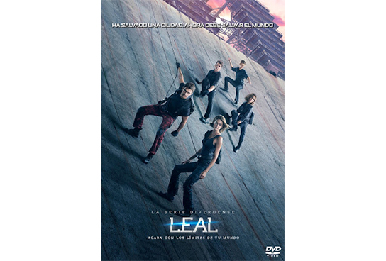 e576732103 Leal. La serie Divergente - Blu-Ray - Robert Schwentke - Shailene ...