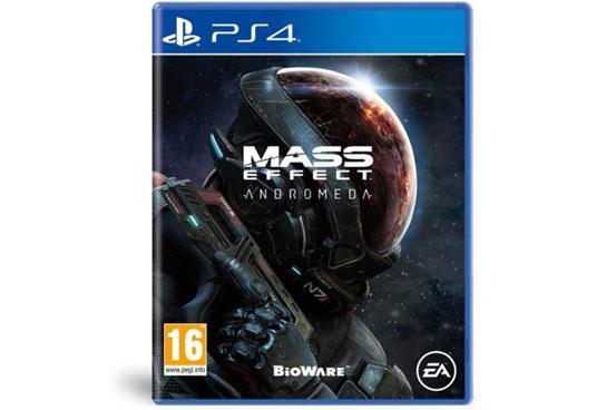 Mass Effect Andromeda Vorbestellen Ps4