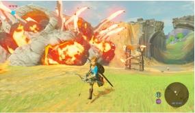 The Legend Of Zelda Breath Of The Wild Wii U Para Los Mejores