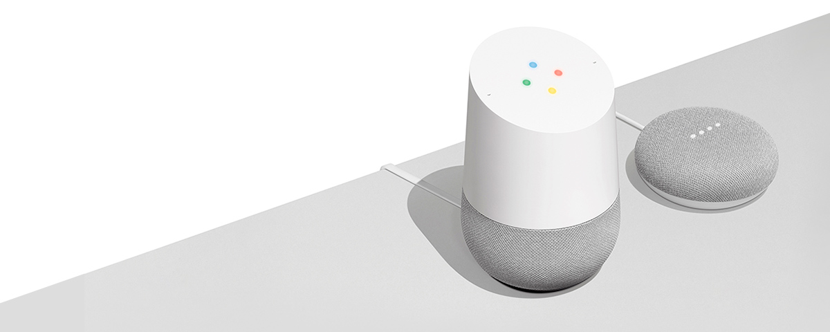 systeme googleHome_bloque1