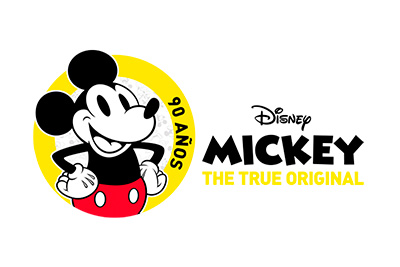 90 Aniversario Mickey