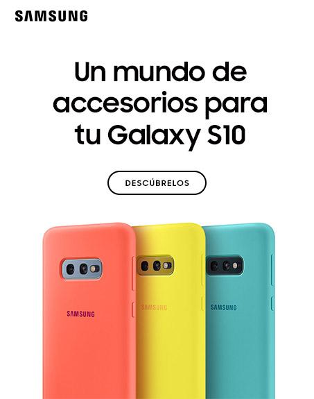 Accesorios Galaxy S10+