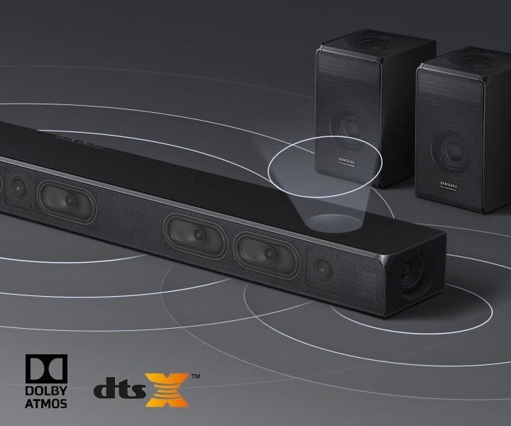 True Dolby Atmos y DTS:X