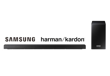 Barra de Sonido Samsung   Harman Kardon Q60R