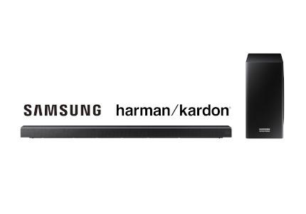 Barra de Sonido Samsung   Harman Kardon Q70R