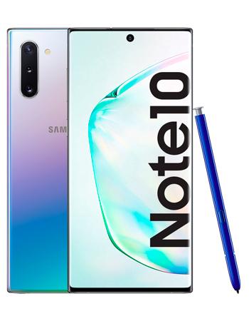 Samsung Galaxy Note10 Aura Glow
