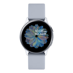 Galaxy Watch Active2 40mm Aluminio Plata