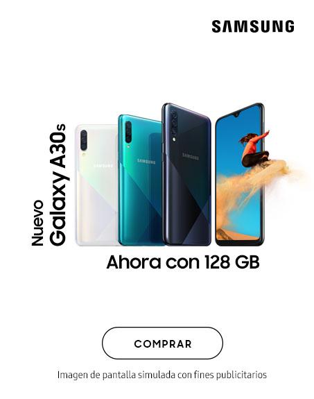 Promoción Galaxy A