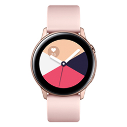 Galaxy Watch Active Rose Gold