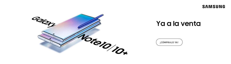 Nuevo Samsung Galaxy Note10