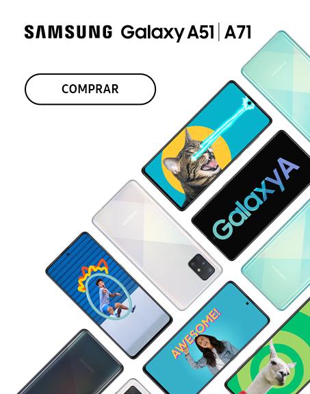 Nuevo Samsung Galaxy A51/A71