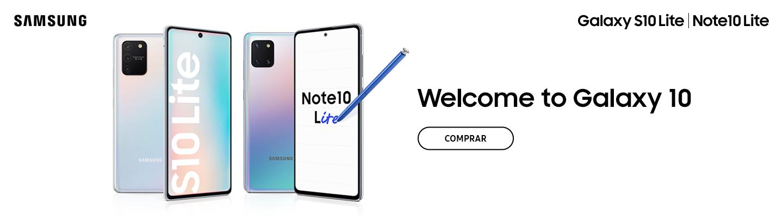 Nuevo Samsung Galaxy Note10 Lite/S10 Lite
