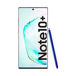 Galaxy Note10+ Aura Glow 256 GB
