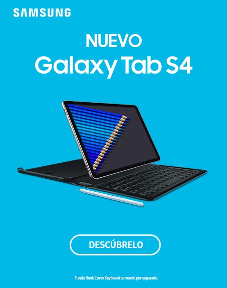 Nueva Galaxy Tab S4
