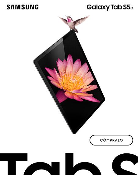 Nueva Galaxy Tab S5e