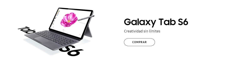 Nueva Galaxy Tab S6