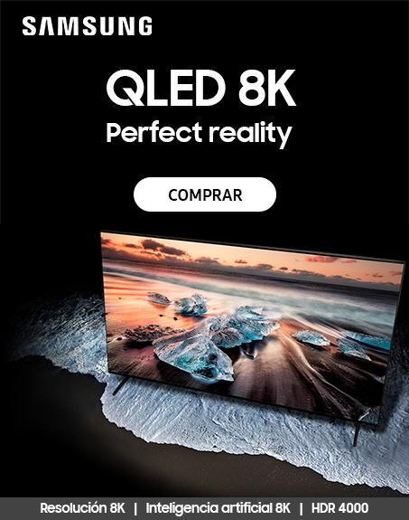 Nuevo Samsung QLED 8K