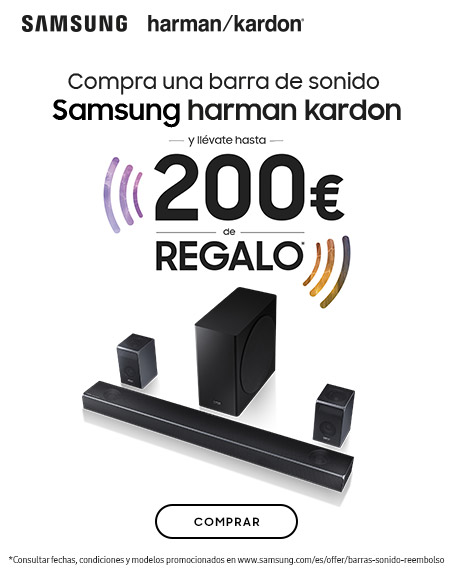 Promoción Samsung | Harman Kardon
