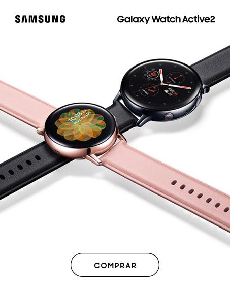Nuevo Samsung Galaxy Watch Active2